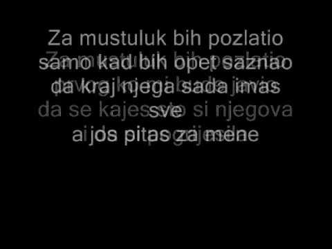 Haris Dzinovic - Mustuluk Tekst Pjesme (Lyrics)