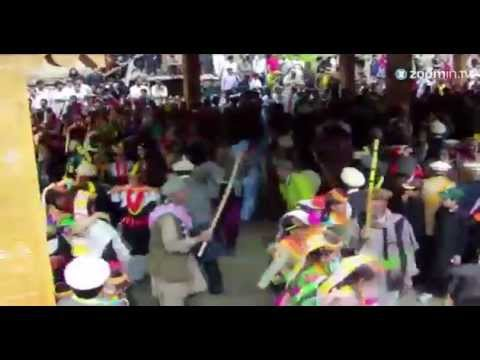 Kalash tribe celebrates spring with colourful festival