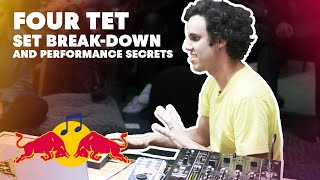 Watch Four Tet Live At Red Bull Music Academy - Video