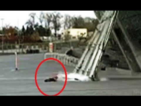 Milagrosa salvación de una niña durante un ataque contra Donetsk