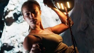 TΟMB RAІDER Trailer (2018) Alicia Vikander, Lara Croft Movie HD - FILMSACTUTRAILERS