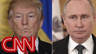 WaPo: Aides told Trump not to congratulate Putin - CNN