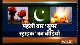 BSF destroys Pakistani posts in strong retaliatory firing - INDIATV