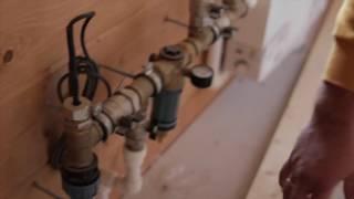 Газовое и электрическое отопление 2 домов