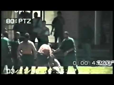LEBANESE VS ABORIGINES - LITHGOW JAIL BRAWL