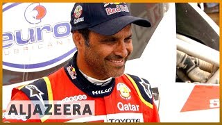🇶🇦 Dakar rally: Qatar's Al-Attiyah edges over victory l Al Jazeera English - ALJAZEERAENGLISH