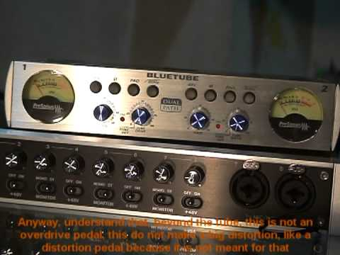 Review Presonus Bluetube