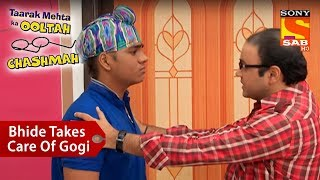 Bhide Takes Good Care Of Gogi | Taarak Mehta Ka Ooltah Chashmah - SABTV