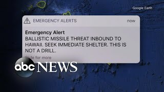 Who is the worker behind false missile alert in Hawaii? - ABCNEWS