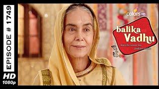Balika Vadhu : Episode 1742 - 27th November 2014