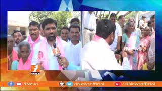 TRS Leader Durgam Chinnaiah Face To Face Over Winning Chance In Bellampalli | iNews - INEWS