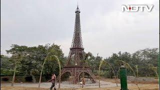 दिल्ली में जल्द दिखेंगे कबाड़ से बनाए गए दुनिया के 'सात अजूबे' - NDTVINDIA