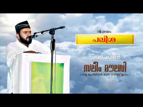 Islamic Speech in Malayalam | interest in human life | Orator SALIM MAULAVI | Part 2