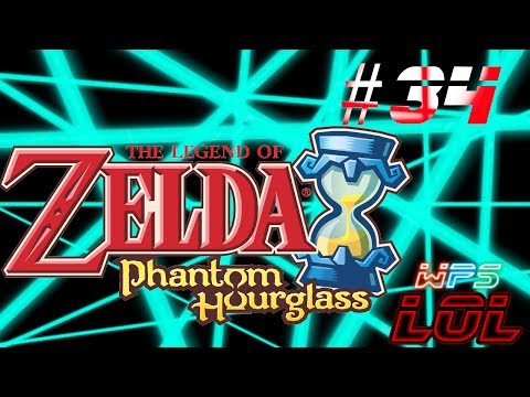The Legend of Zelda: Phantom Hourglass - Episodio 34