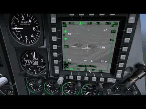 DCS A-10C: Tutorial: Mark points and Weapons.