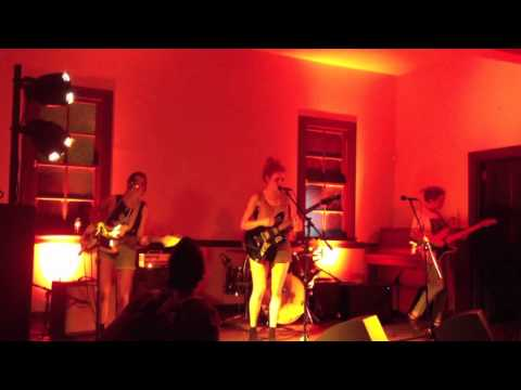 Chastity Belt: On The Floor (live at Cedar Arts)