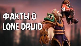 3 секрета Lone Druid в Dota 2