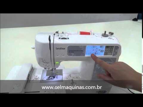 Máquina de Bordado Brother PE450