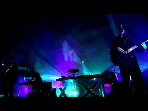The xx - Swept Away (new song) (Live @ The Fonda Theatre in Los Angeles, Ca 7.23.2012)