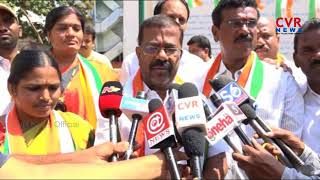 Nayini Rajender Reddy Participate In Congress Party Flag Hoisting Ceremony | Warangal | CVR NEWS - CVRNEWSOFFICIAL