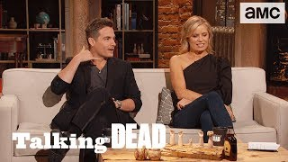 'Does Madison Trust Victor? & What is the Vulture's Endgame?' Highlights Ep. 817 | Talking Dead - AMC