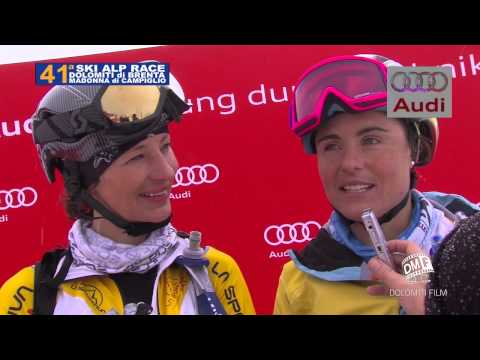 2015 | Ski Alp Race Dolomiti di Brenta | Interviste | Campiglio | 220315
