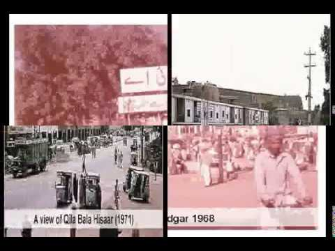 Glorious past of Peshawar city (1860-1981).flv