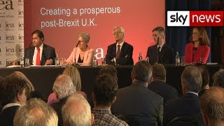 Latest 'No Deal' papers released as alternative plan is published by Conservatives - SKYNEWS