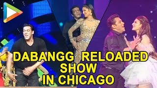 Salman Khan's Swag wins over Chicago | Dabangg Reloaded - HUNGAMA