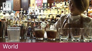 Shanghai embraces cocktail culture - FINANCIALTIMESVIDEOS