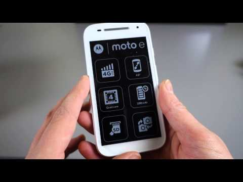 Moto E LTE Unboxing and Tour!