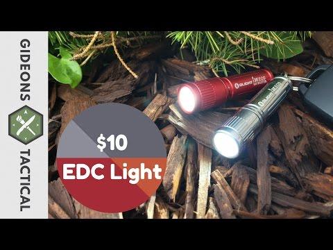 Cheap & Powerful: Olight i3E EOS Keychain Light