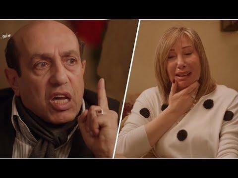 لأول مره داوود يخرج عن شعوره بسبب تصرفات زوجته وفاء  ( هرمي عليكي يمين الطلاق😮 ) #أبو_العروسة - يوتيوبات