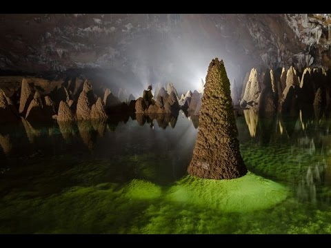 Discover Son Doong Cave, Hang Son Doong - the biggest cave in the world