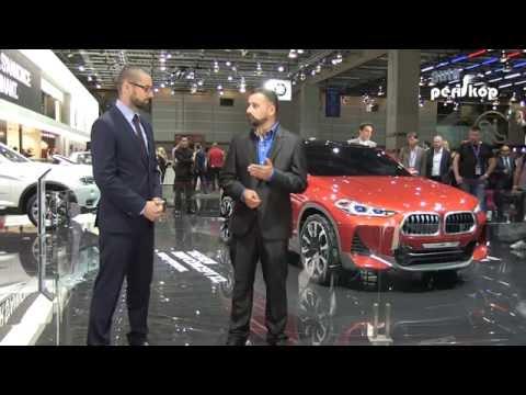 Autoperiskop.cz  – Výjimečný pohled na auta - VIDEO – novinky BMW a MINI na světovém autosalonu v Paříži 2016