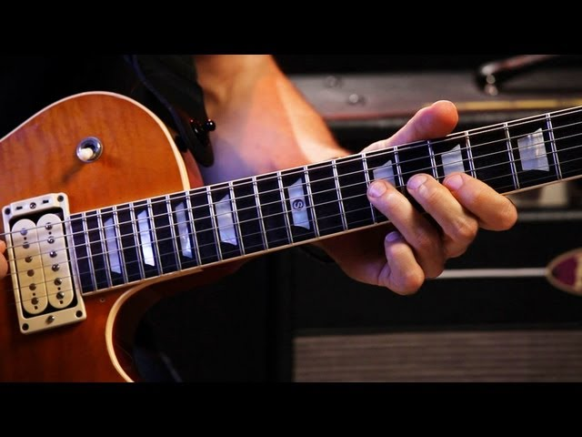 Improvisation and Phrasing Techniques | Heavy Metal Guitar Lessons