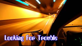 Royalty Free :Looking for Trouble