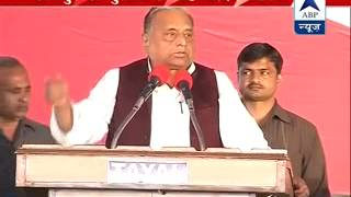 Thank all for the faith you have shown in me: Mulayam says on birthday - ABPNEWSTV