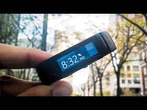 Microsoft Band In-Depth Review: The Best Fitness Band Today!