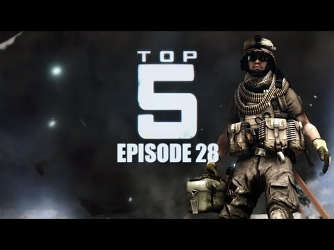 Top 5 Battlefield 3 Plays! - Episode 28