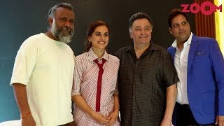 UNCUT 'Mulk' Success Party | Taapsee Pannu, Rishi Kapoor, Anubhav Sinha - ZOOMDEKHO