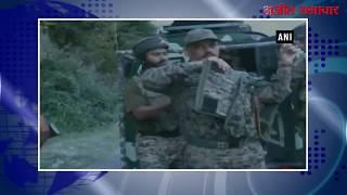 video : जम्मू कश्मीर के उरी में सेना ने एक आतंकी को मार गिराया