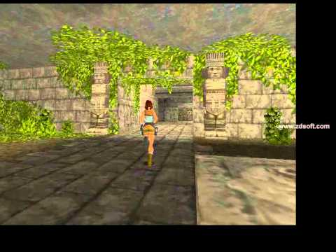Let's Play Tomb Raider(1996): Episódio 02 - Cidade de Vilcabamba (City of Vilcabamba)