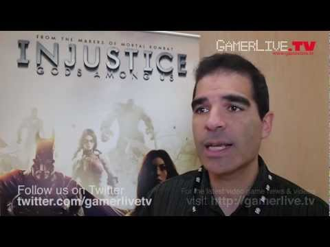 NetherRealm Studios Head Ed Boon Fights through Injustice: Gods Among Us