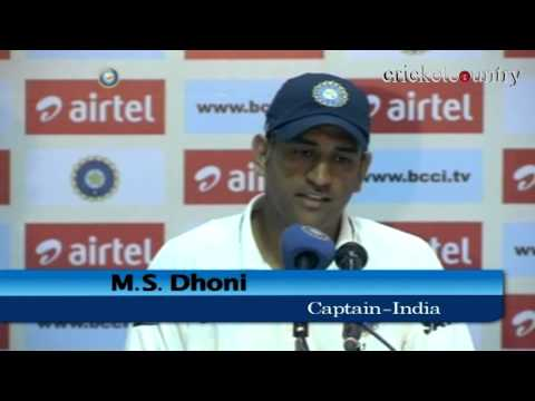 MS Dhoni reveals being under tremendous pressure after debacles in England and Australia