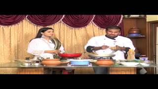Making Of Samosa Ragada - Ruchulu Telugu - RUCHULUTELUGU