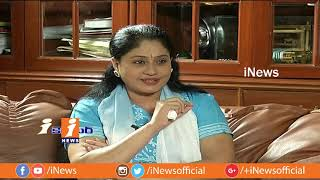 Congress Leader Vijayashanthi Exclusive Interview | iCounter | iNews - INEWS