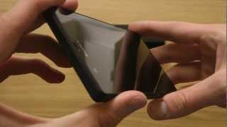 Sony Xperia Z - Unboxing