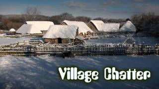 Royalty Free :Village Chatter