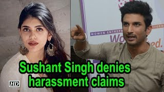 Sushant Singh Rajput denies harassment claims - BOLLYWOODCOUNTRY